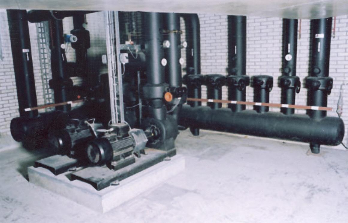 Goede koel installatie